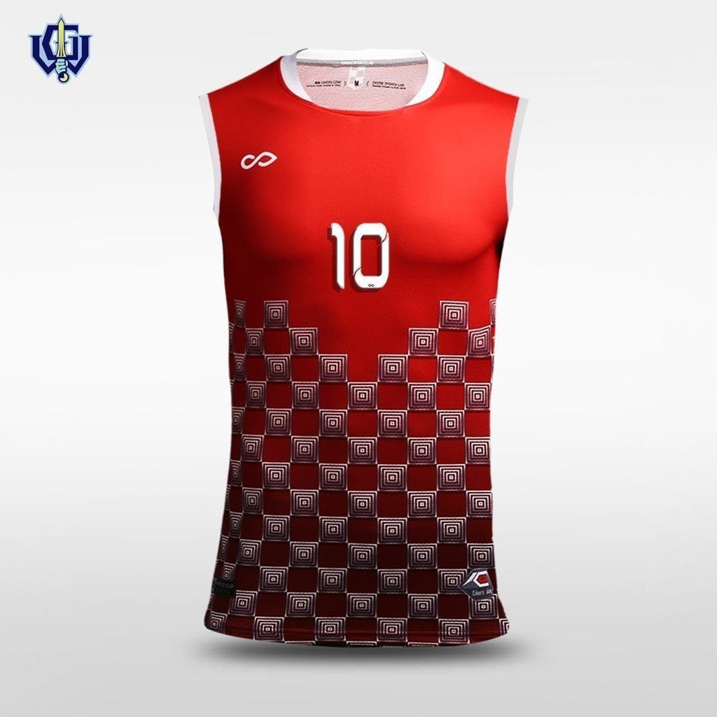 Checker - Sublimated Football Vest