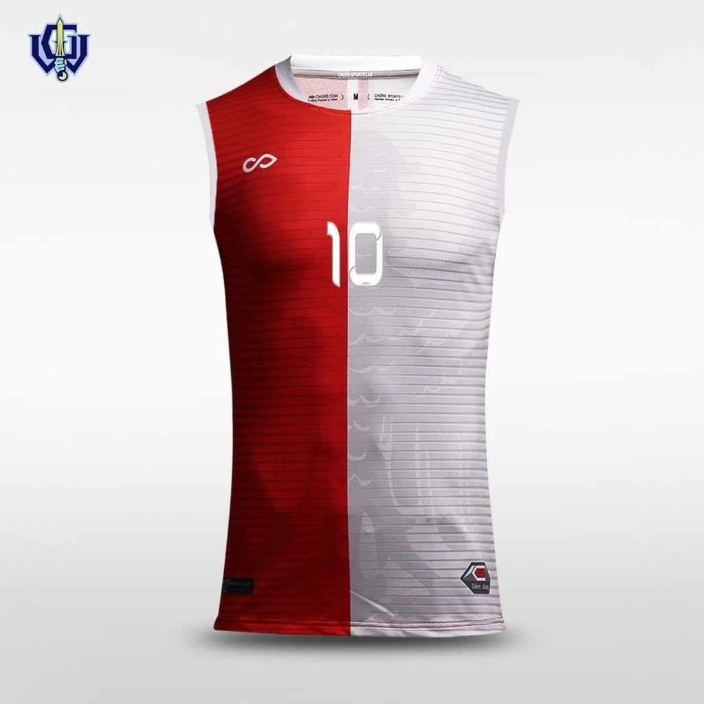 Face-Off - Sublimated Football Vest
