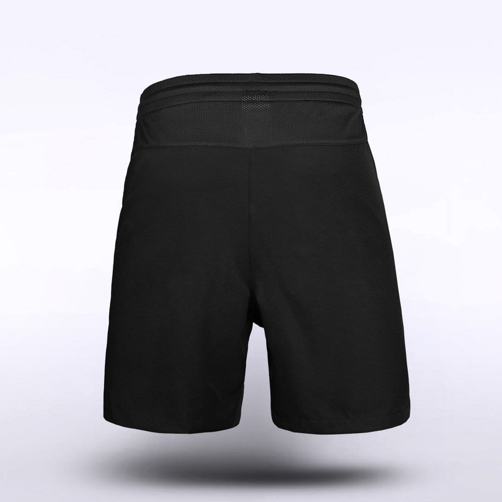 Artificial Intelligence Adult Football Shorts