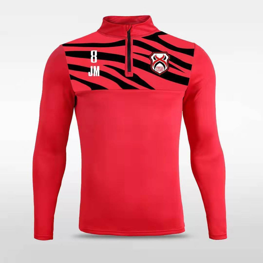 GW - Tiger Adult Sublimated 1/4 Zip