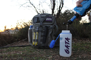 GATA water kit | Bug Out Bag | First Aid Kit | Emergency Backpack | Earthquake Kit | Survival Equipment | Gata Pack
