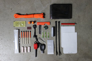 GATA Survival Kit | First Aid Kit | Emergency Backpack | Earthquake Kit | Survival Equipment | Gata Pack
