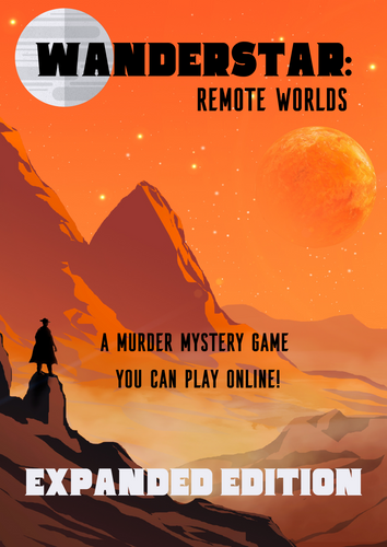 WANDERSTAR: Remote Worlds Expanded Edition - Foulplay Games