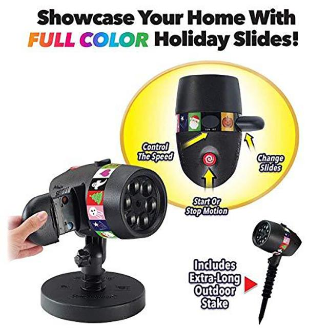 PROJECTOR LED LIGHT - Christmas or Halloween
