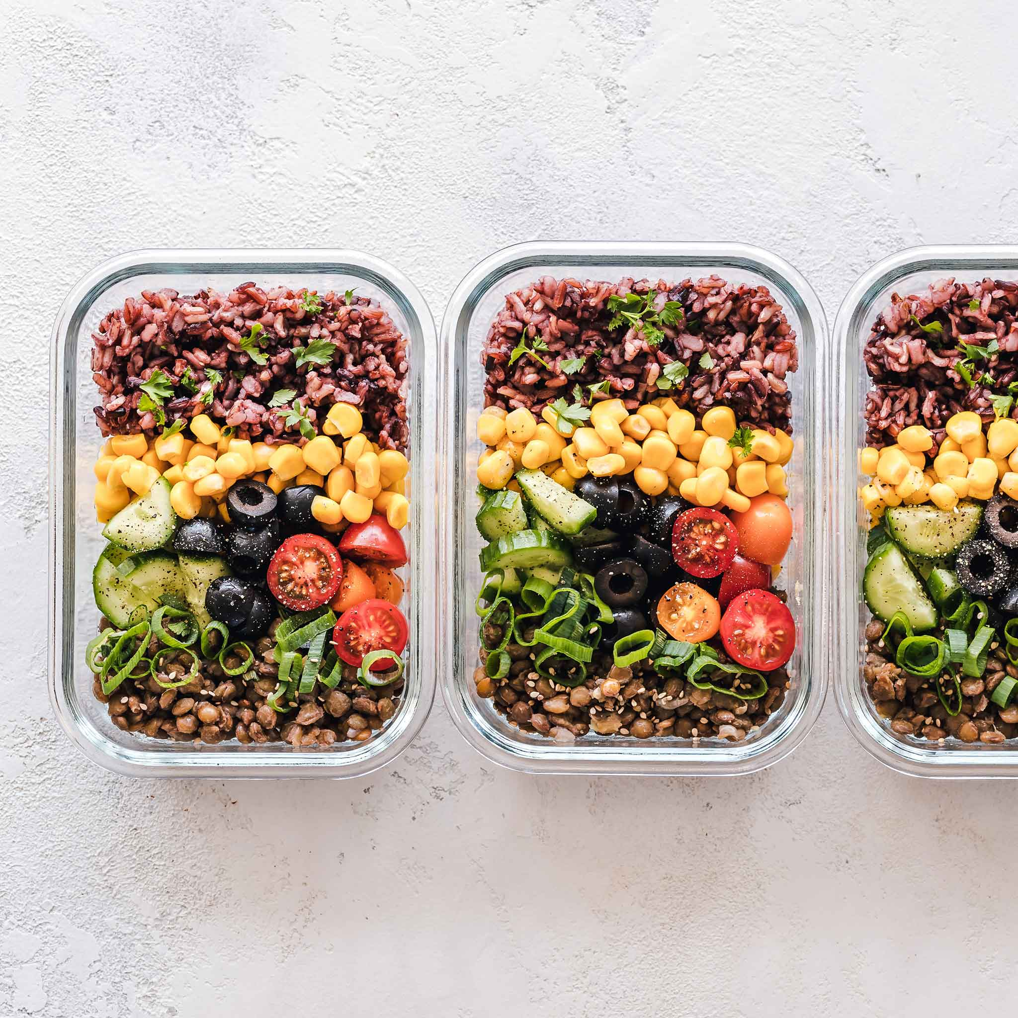 Packed lunch recipes for families