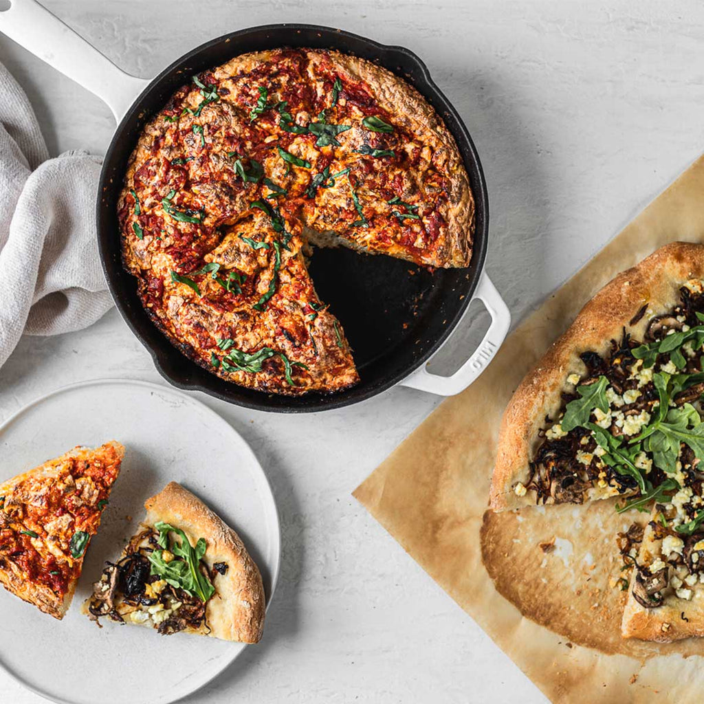 How to make the best pizza at home