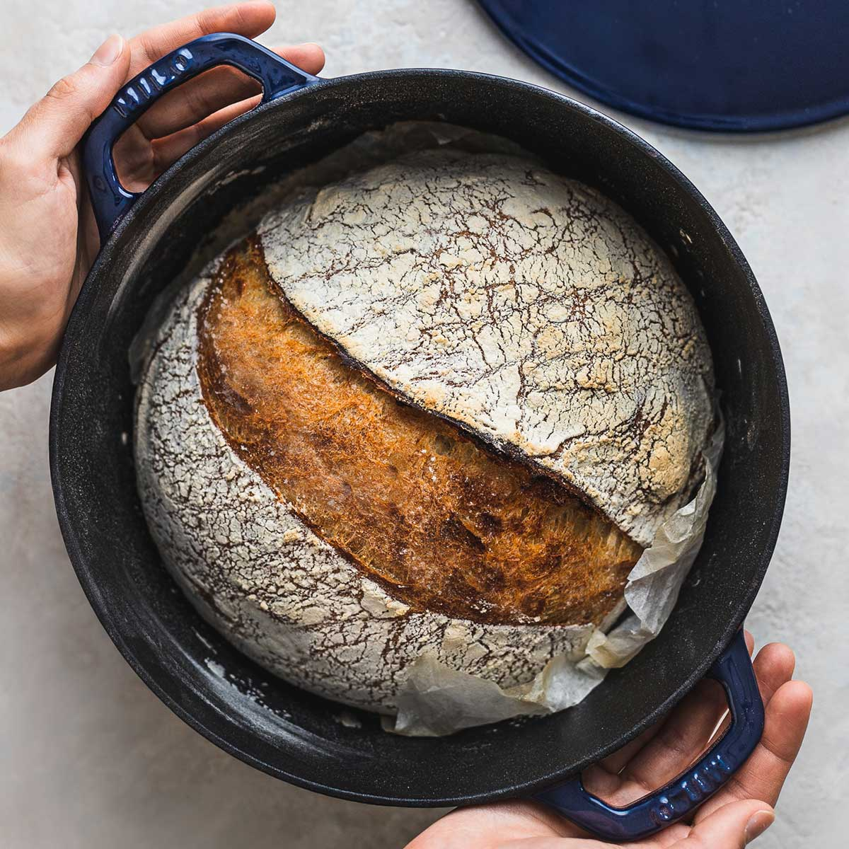 How to proof bread dough