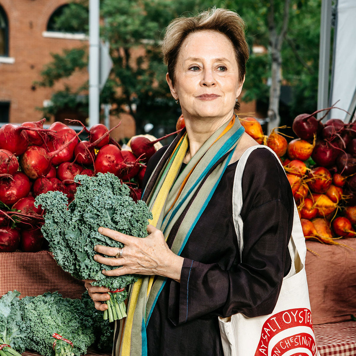 Alice Waters cook