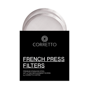 French Press Filter Replacement Set