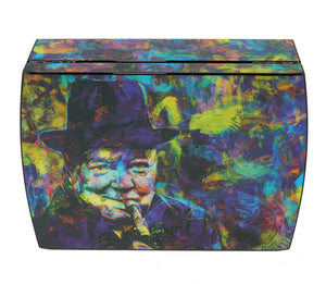 Winston Churchill Travel Humidor Set