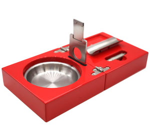 Candy Apple Red Cigar Ashtray