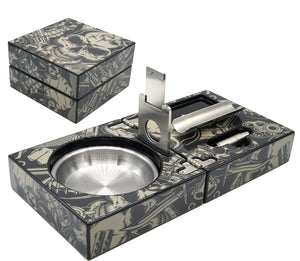 Mayhem Cigar Ashtray