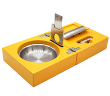 Load image into Gallery viewer, Mellow Yellow Cigar Ashtray