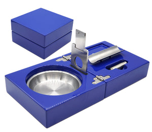 Pacific Blue Cigar Ashtray