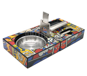 Pop Bang Splat Cigar Ashtray