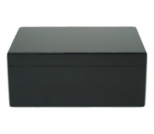 Load image into Gallery viewer, Midnight Black Humidor 100 Count
