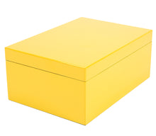 Load image into Gallery viewer, Mellow Yellow Humidor 50 Count