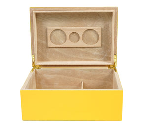 Mellow Yellow Humidor 50 Count
