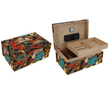 Load image into Gallery viewer, Beat Box Humidor 100 Count