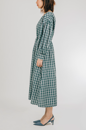 Akap Dress (in Plaid)