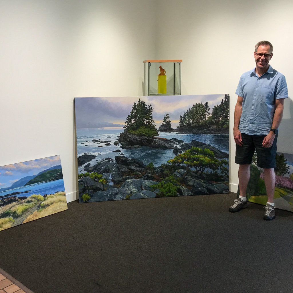 New Collection of British Columbia Landscapes by Steven Armstrong