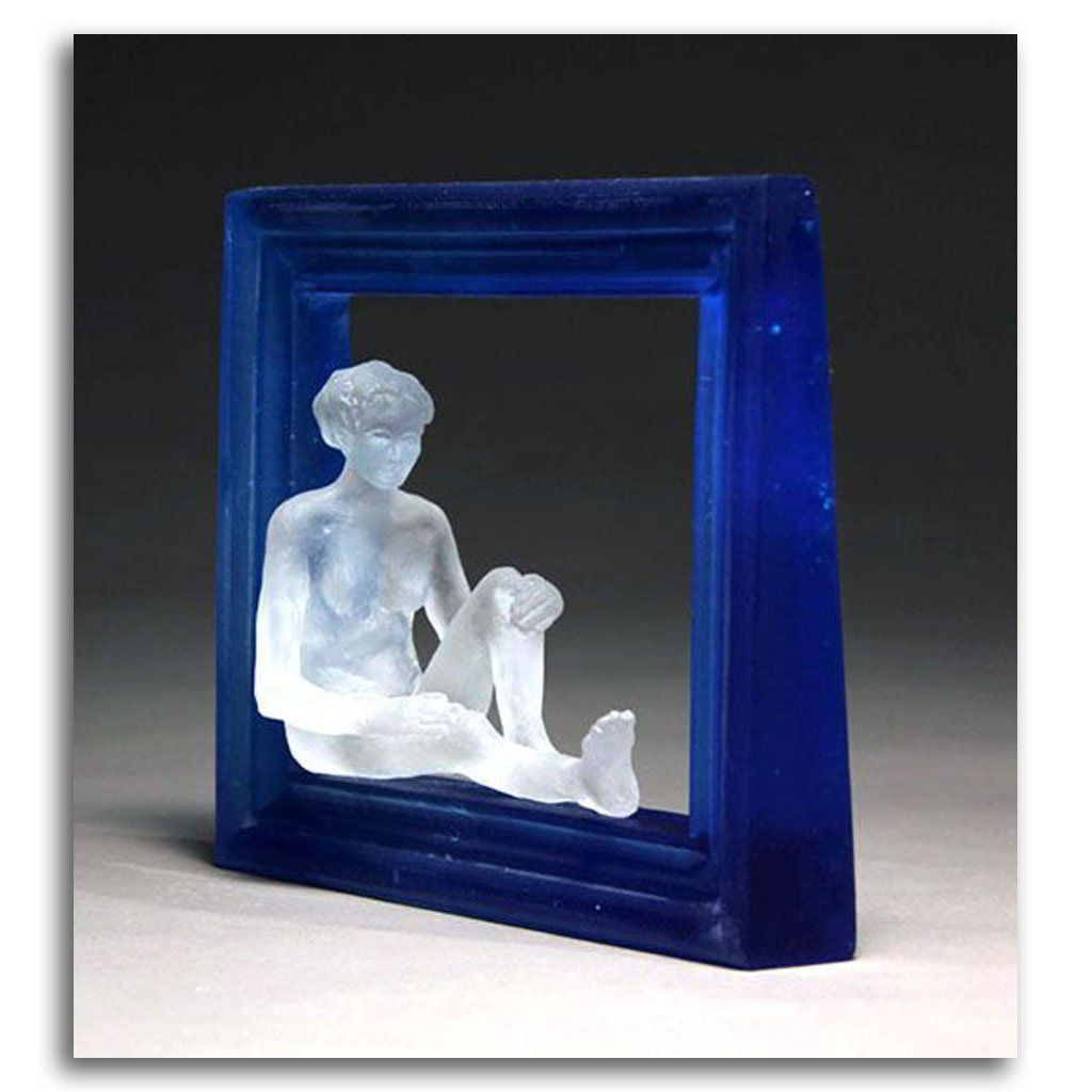 Day Dreamer 2 Cast Glass by France Grice