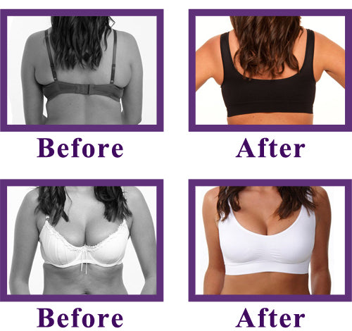 22597e784c No more back fat or unsightly top bulging. The perfect uplift fit that molds  to your body giving you the ideal cup size every time.