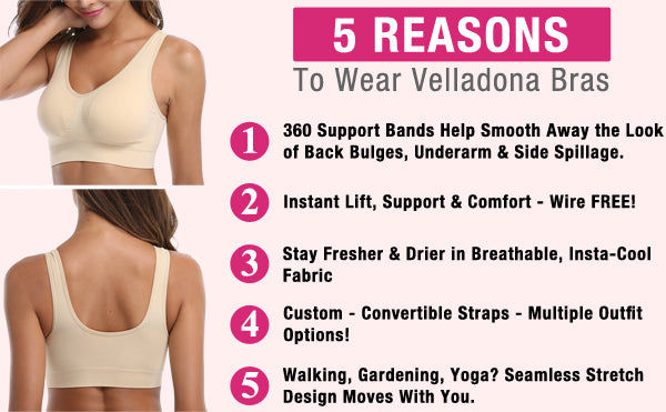 78a0dbeb5b This Wireless Pushup bra is professionally designed to provide an instant  lift