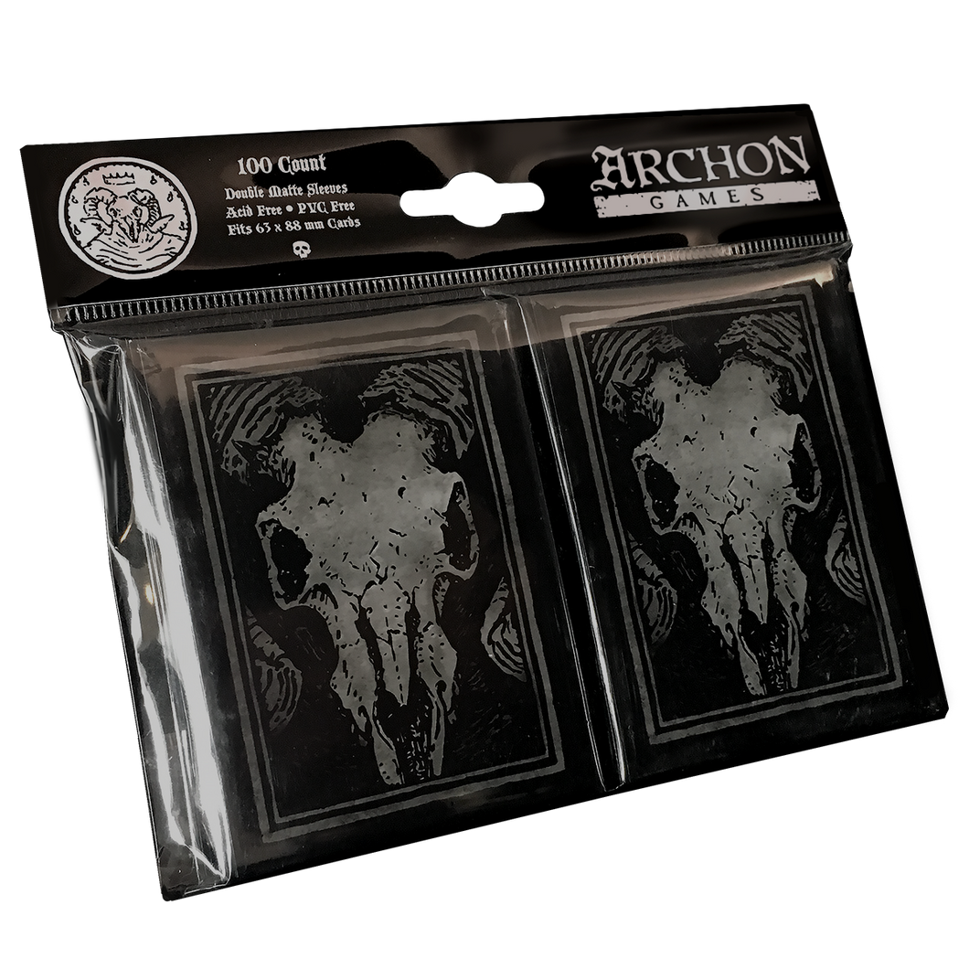 Eschaton Card Sleeves