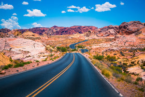 Nevada Photography and Travel Guide - Southeastern Nevada