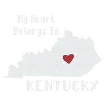 Load image into Gallery viewer, Kentucky Heat Transfers