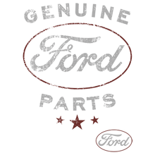 Load image into Gallery viewer, Vintage Genuine Ford Parts Heat Transfers