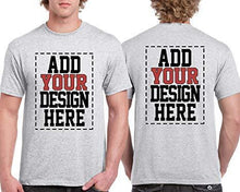 Load image into Gallery viewer, Promotional Custom Heat Transfer For Blank Apparel