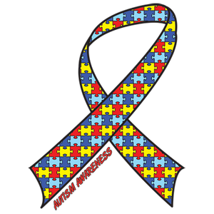 Autism Awareness Heat Transfer