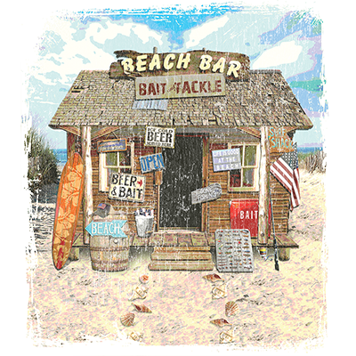 Beach Bar Heat Transfer
