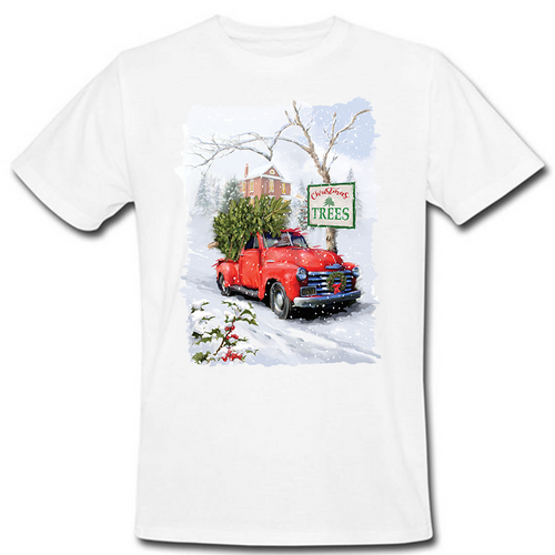 Christmas Trees Heat Transfers