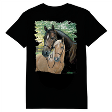 Load image into Gallery viewer, Cool Horses Heat Transfer