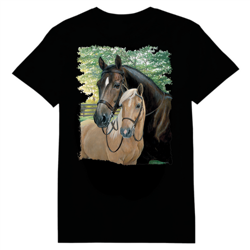 Cool Horses Heat Transfer