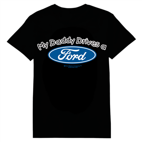 Daddy Drives Ford Heat Transfer