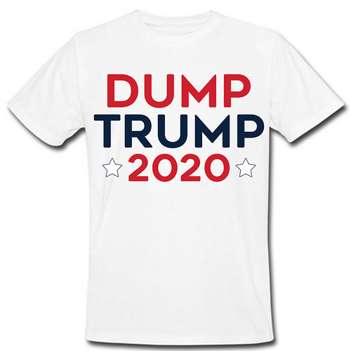 Dump Trump 2020 Heat Transfer