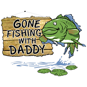 Fishing With Daddy Heat Transfer