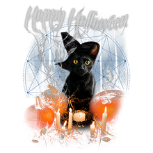 Load image into Gallery viewer, Halloween Witch Heat Transfers