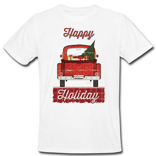 Happy Holiday Heat Transfers