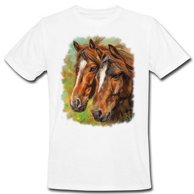 Horse Couple Heat Transfer