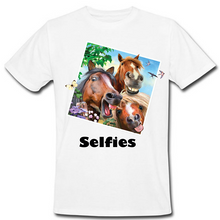 Load image into Gallery viewer, Horse Selfies Heat Transfer