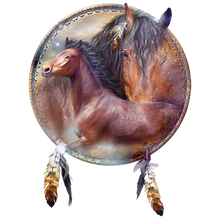 Load image into Gallery viewer, Horse Spirits Heat Transfer
