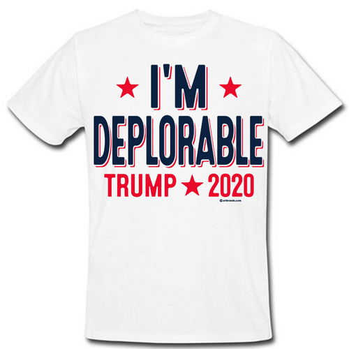 I'am Deplorable Heat Transfer