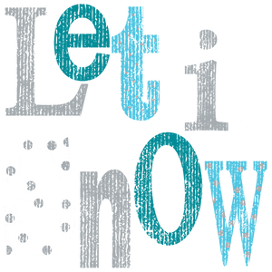 Let It Snow Heat Transfers
