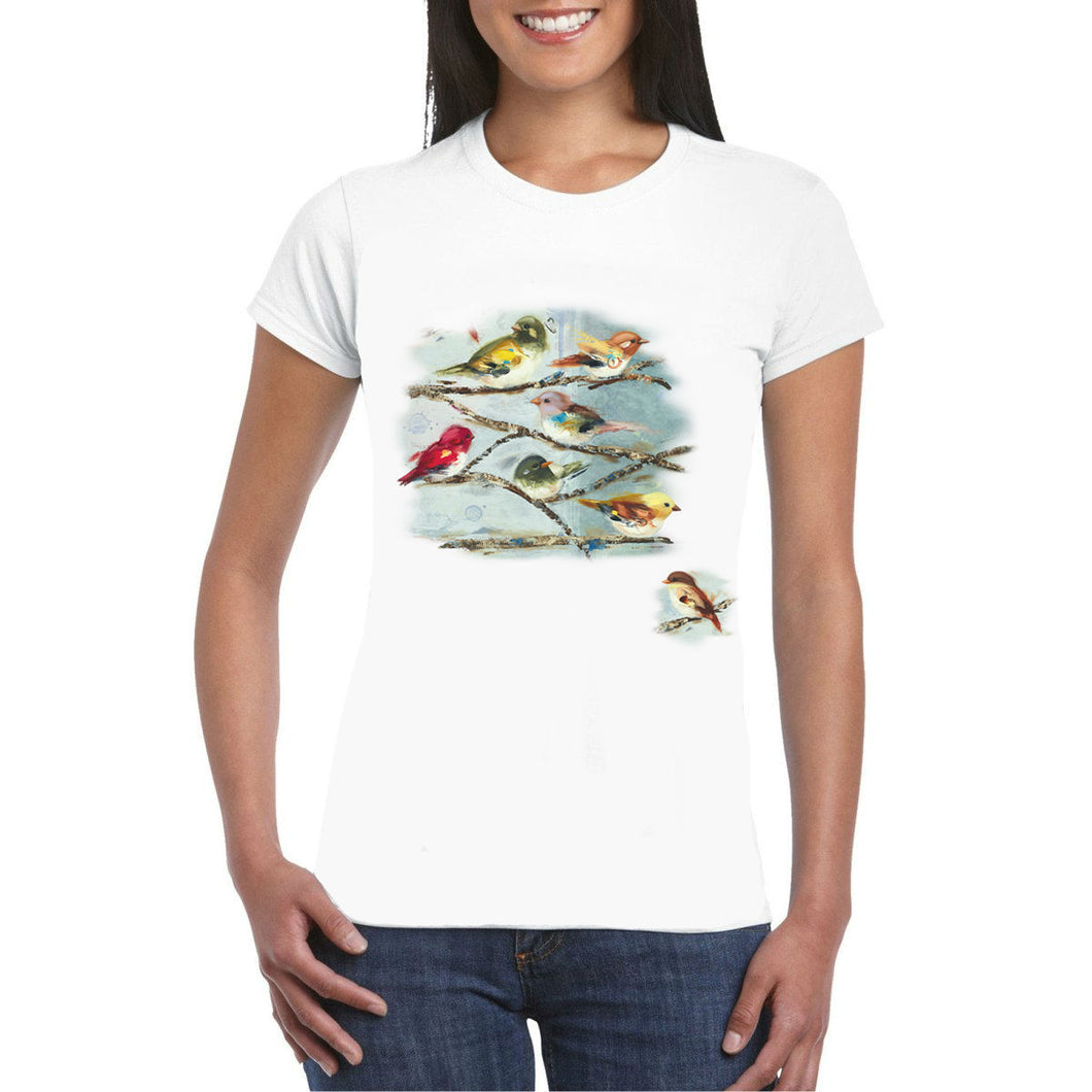 Love Birds Heat Transfer