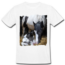 Load image into Gallery viewer, Mother And Baby Horse Heat Transfer